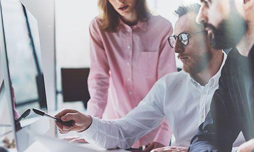 Business Marketing Agency B2B Service