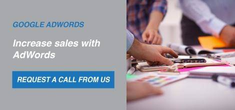 Increase sales with AdWords